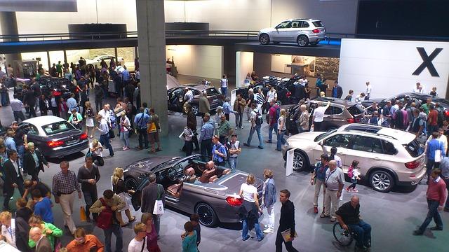 výstava aut