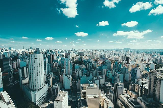 město Brazílie