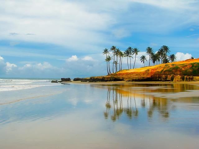 pobřeží Brazílie