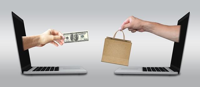 elektronický nákup
