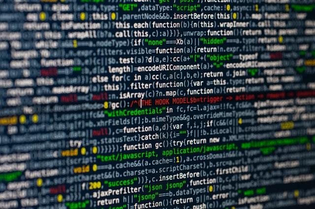 počítač, data
